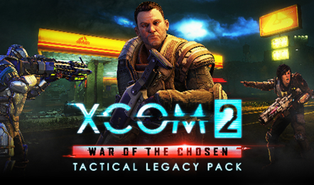 XCOM2 WOTC Tactical Legacy Pack Trailer (ESRB)