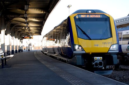 New Northern trains for South Yorkshire: New trains Sheffield