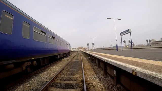 Passengers between Preston and Blackpool urged to check before they travel as railway upgrade begins: Passengers between Preston and Blackpool urged to check before they travel as railway upgrade begins: Blackpool North Station Photograph