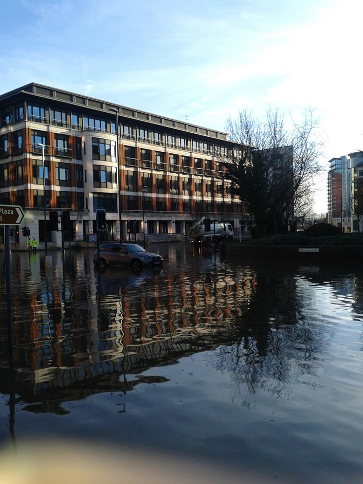 Floods review report calls for 'critical' additional investment for Leeds to help prevent Storm Eva repeat: floodspic.jpg