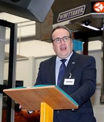 Whittaker Minister Visit 014