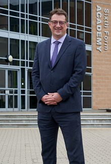 Phil Sayles Principal and Chief Executive of Selby College (002)