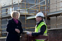 £60 million to help heat homes: Margaret Burgess and Stephen Cushley (HEEP)
