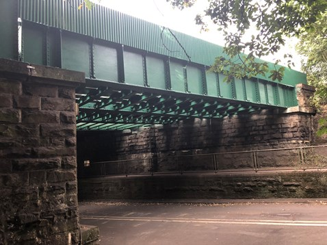 Glamorganshire Canal Bridge Refurbished