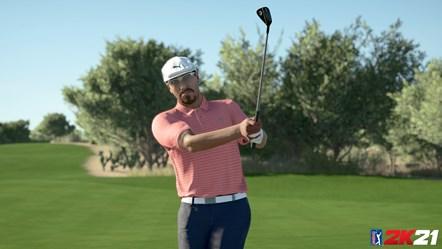 PGA TOUR 2K21 PUMA Golf Outfit 2