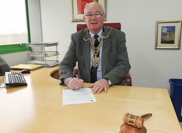 Fife Confirms its Climate Commitment: Signing-1