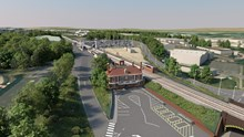 Market Harborough drop in event ahead of construction of new car park 1