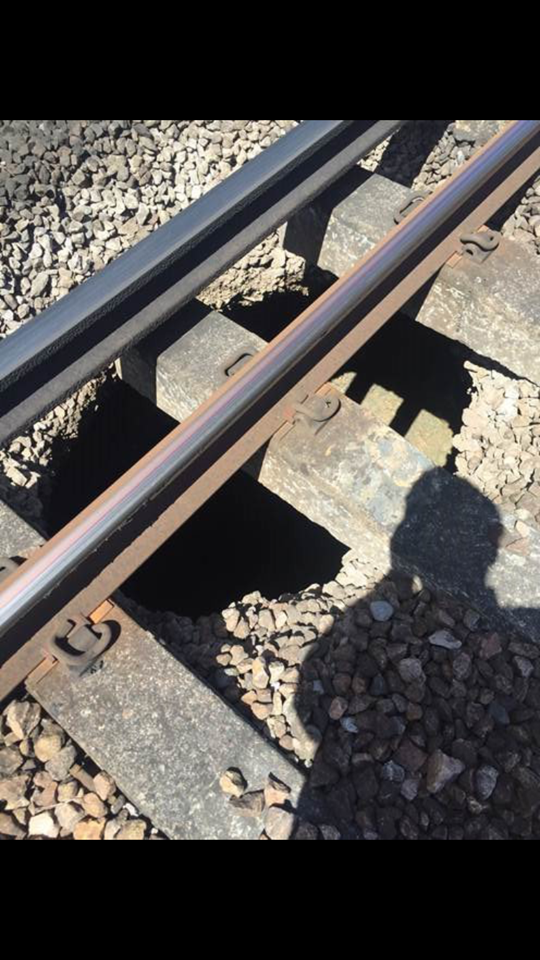 Passengers urged to check before you travel after collapsed sewer at Forest HiIl: image-18