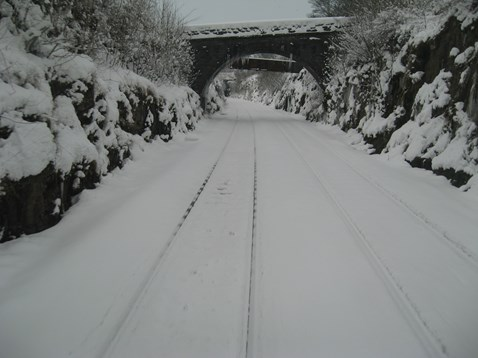 Snow on the Settle - Carlisle line_3