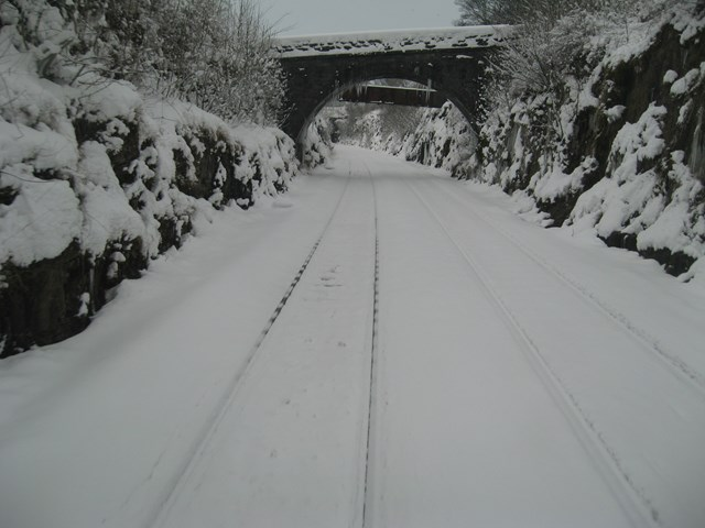 Snow on the Settle - Carlisle line_3