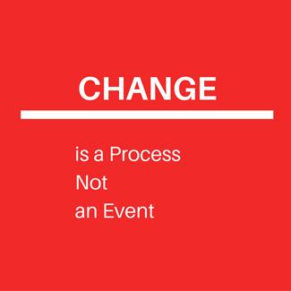 3 Steps to Software Adoption: Change