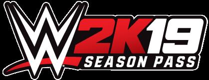 WWE2K19 Season Pass Logo