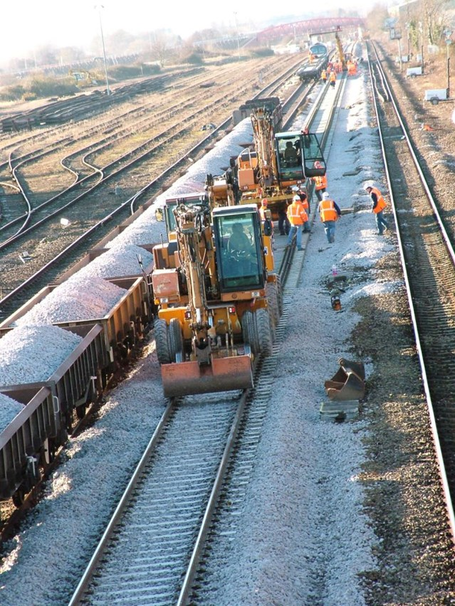 RAIL GOOD INVESTMENT IN THE WEST COUNTRY: Taunton Fairwater