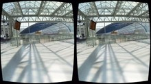 Virtual Reality of Waterloo Station