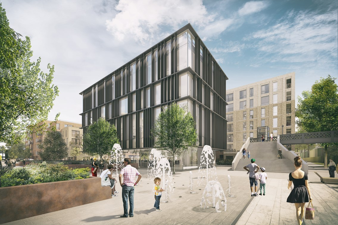 Historic connection gets 21st Century upgrade - Dates for upgrade at Welwyn Garden City station announced: Detailed designs for the bridge project will be revealed in the coming months (image attached extracted from the Wheat Quarter planning application)