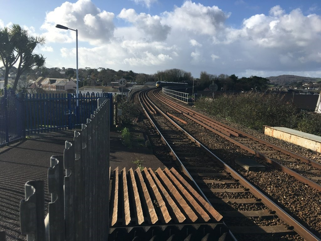 Track upgrades will form part of the work in Cornwall