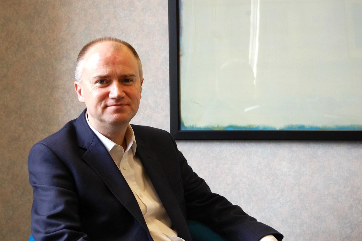 Tom Riordan CBE.jpg: Tom Riordan CBE, chief executive of Leeds City Council