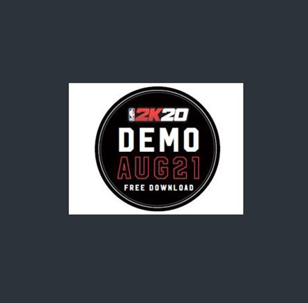First Look at NBA® 2K20 – Demo Available Aug. 21 at 12:01 a.m. PT: NBA 2K20 Demo