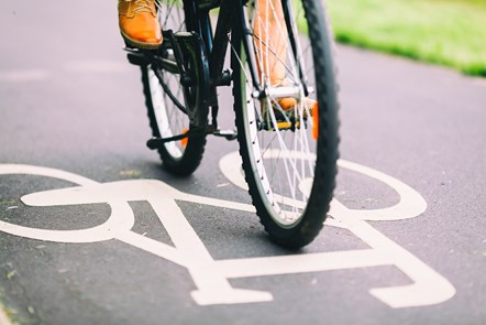 Cycle route: Cycle route