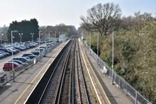 Sunningdale station - 1