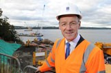 Queensferry Crossing to save £145 million: Forth Crossing List image