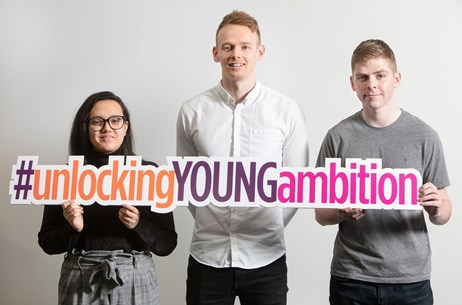 Unlocking Young Ambition Team Phox