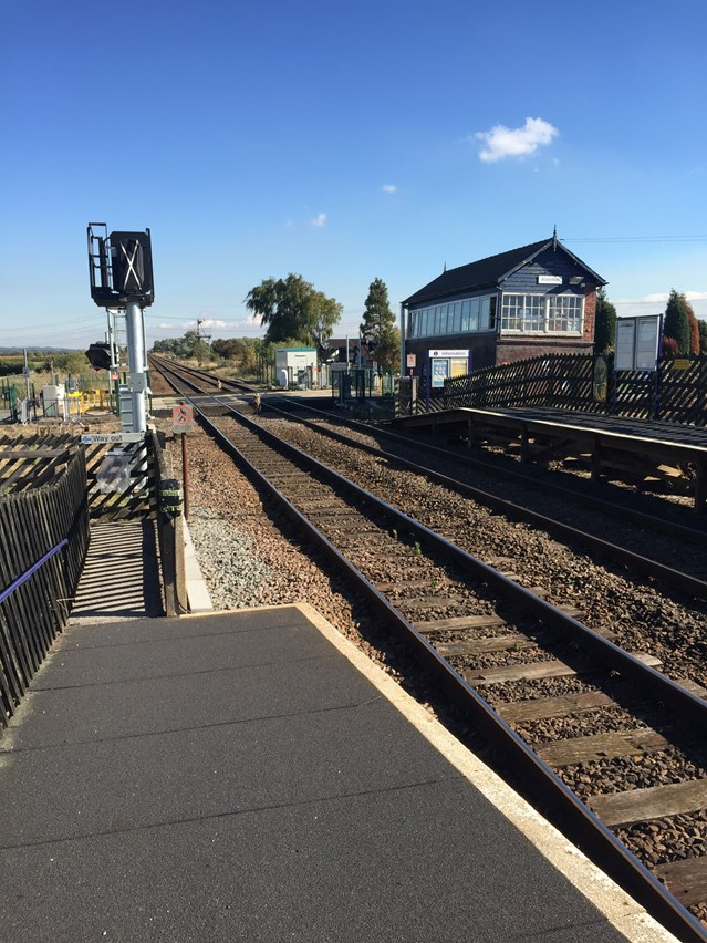 Passengers are urged to check before they travel as work continues to upgrade railway in East Yorkshire: Passengers are urged to check before they travel as work continues to upgrade railway in East Yorkshire