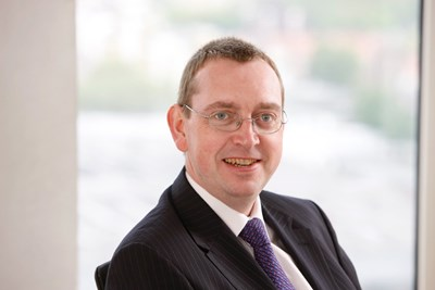 Steve Featherstone, programme director for track