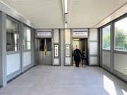 TfL Image - Ealing Broadway station lifts