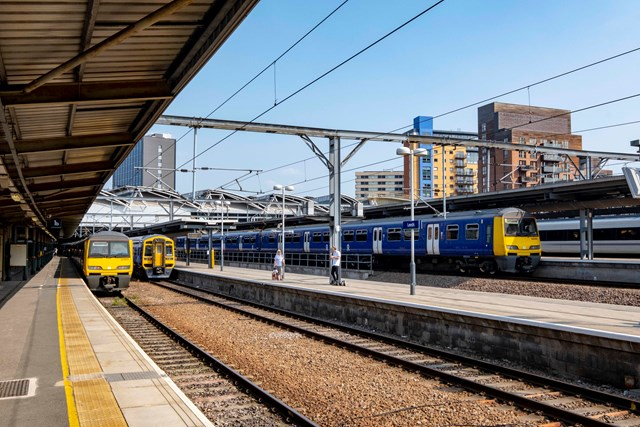 Passengers in Yorkshire urged to check before they travel as work continues on major upgrade to Leeds station: Passengers in Yorkshire urged to check before they travel as work continues on major upgrade to Leeds station