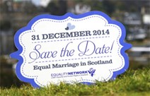 Set the date for first Same Sex Marriages