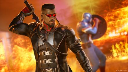 Marvel s Midnight Suns - Blade - The Best Defense