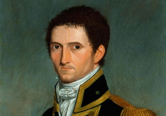 Remains of Cpt. Matthew Flinders discovered at HS2 Euston site: Captain Matthew Flinders January 2020