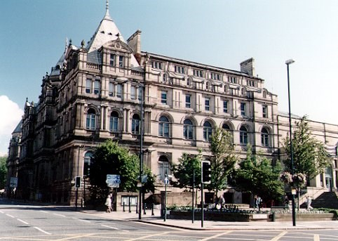 Leeds library service hits the heights in National Coding Awards: centlib1.jpg