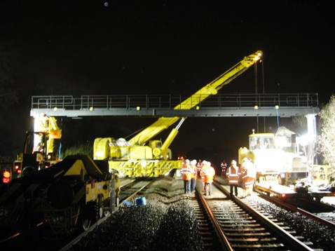 Railway at Severn Tunnel Junction remodelled to meet 21st century demands