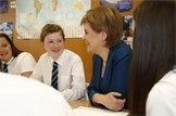 Summit on raising attainment in Scotland's schools.