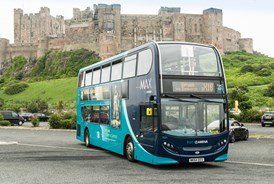 Arriva welcomes funding support package for the UK bus sector: UK Bus, North East