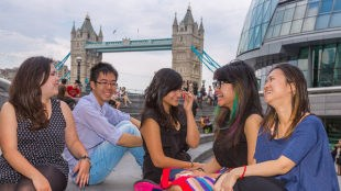 Double win for London as city tops global university rankings and overseas student rules are reversed:  Students