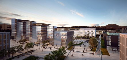 Edinburgh BioQuarter reveals vision for expansion: BioQuarter vision