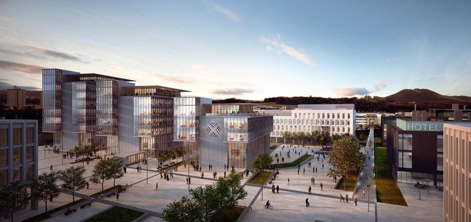 Edinburgh BioQuarter reveals vision for expansion: BioQuarter vision