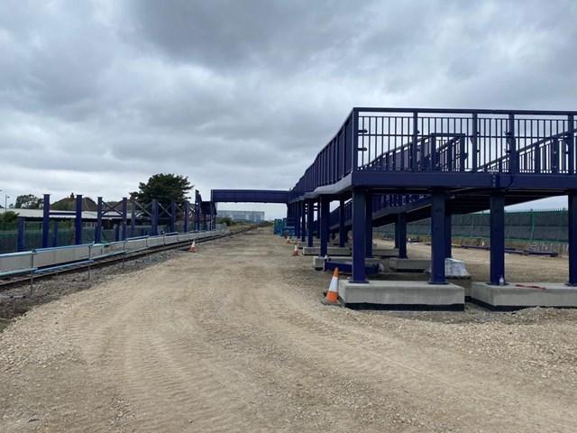 Suggitt's Lane footbridge