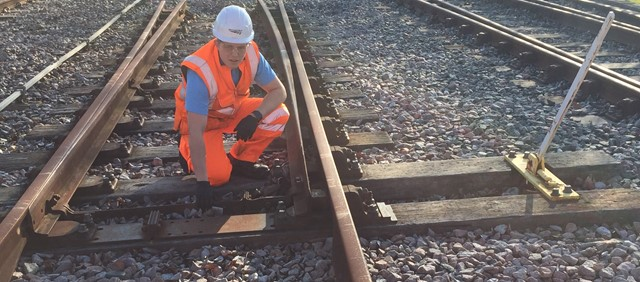 New opportunities to join Network Rail apprenticeship scheme across Wales and Borders: Stephen Stokes NR Apprentice