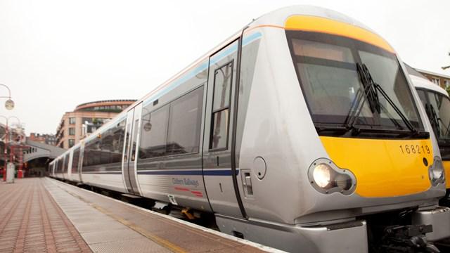 Millions invested into Chiltern main line railway improvements: Chiltern Railways stock image