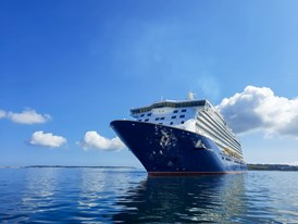 Saga Cruises' Spirit of Discovery in the Isles of Scilly (1) credit Jackson Thakker