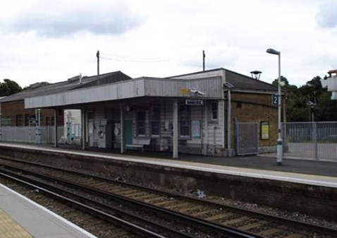 Current Smitham Station