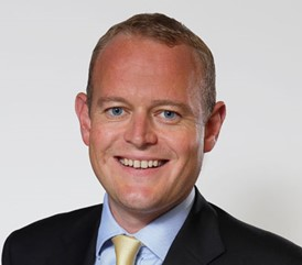 Arriva announces managing director for new Northern franchise: Alex Hynes, Managing Director of Arriva Rail North Ltd