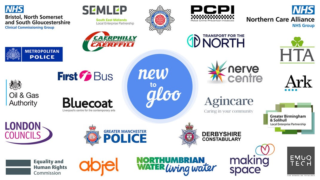 """PRgloo asks """"What have Greater Manchester Police, London Councils & Northumbrian Water got in Common?"""": Q1customers"""