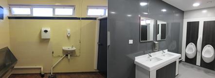 Sellafield Toilets