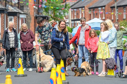 Greater Manchester signs up for people-friendly streets: Guywood Lane Romiley 3