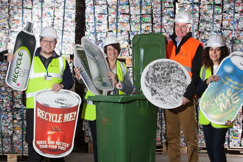 Leeds residents urged to make their used metal matter: recyclingleeds9.jpg